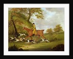 Huntsman and Hounds by John Nott Sartorius