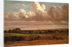 Landscape with Wheatfield by Lionel Constable