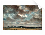 Extensive Landscape with Grey Clouds by John Constable