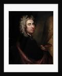 Self Portrait by Marcellus or Marcel Lauron