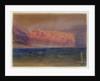 Corsica by Joseph Mallord William Turner