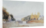 Brussels from the Paris Road by Thomas Shotter Boys