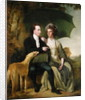 The Rev. and Mrs Thomas Gisborne, of Yoxhall Lodge, Leicestershire by Joseph Wright of Derby