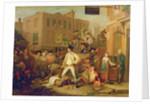 Scene in a London Street by John Collet