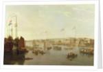 The European Factories, Canton by William Daniell