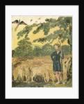 The Shepherd by William Blake