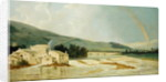 Otley Bridge on the River Wharfe by William Hodges