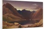 Loch Coruisk, Isle of Skye - Dawn by George Fennel Robson