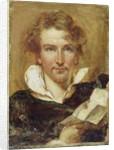 Self Portrait by William Etty