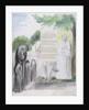 'Elegy written in a Country Church-Yard' by William Blake