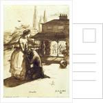 Accepted by Sir John Everett Millais