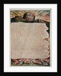 Repose on me... by William Blake