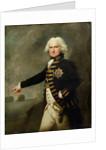 Admiral Lord Bridport by Lemuel Francis Abbott