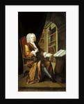 Benjamin Moreland, High Master of St Paul's School by John Smibert