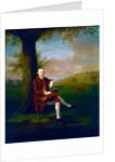 Portrait possibly of John Trevor, 3rd Baron Trevor of St. Anne's Hill, Surrey and Trevalyn Hall, Denbighshire by Arthur Devis