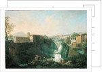 An Italianate Landscape by Thomas Patch