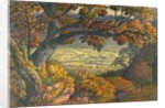 The Weald of Kent by Samuel Palmer