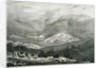 Ottacamund, View of the Great Dodabetta, Neelgherry Mountains by Captain E. A. McCurdy