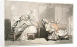 The Music Master by Thomas Rowlandson