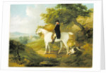 Harvest, 1857 by John Frederick Herring Snr