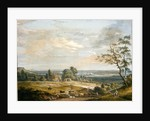 A Distant View of Maidstone by Paul Sandby