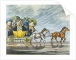 A Bath Coach by Henry Thomas Alken