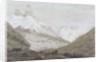 Between Chamonix and Martigny by John Robert Cozens