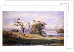 Old British Camp in Bulstrode Park by George Arthur Fripp