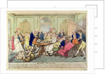Miseries Personal by Thomas Rowlandson