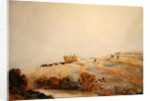 Haymaking by David Cox