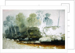 On the Washburn: A Study by Joseph Mallord William Turner