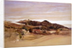 Underriver Hills, Near Sevenoaks, Kent by Samuel Palmer