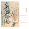 Sketch to Illustrate the Passions: Suspense or Expectation by Richard Dadd