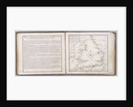 Chart showing the sea coast of England and Wales by Thomas Badeslade