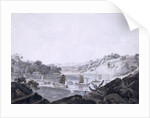 View of Some-Cheon on French Island, taken from Danes Island, China by Thomas Daniell