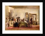 Sketch for 'The Reading of a Will' by Sir David Wilkie