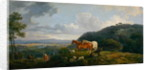Morning: Landscape with Mares and Sheep by George the Elder Barret