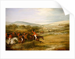 The Berkeley Hunt, Full Cry by Francis Calcraft Turner