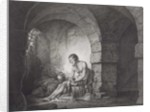 The Captive by Joseph Wright of Derby