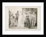 Othello, Act II, Scene I by Thomas Stothard