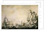 The Ganges by Willem van de