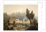 In the Valley near Vietri by Joseph Mallord William Turner