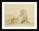 Writtle Church, Essex by Thomas Girtin