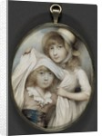 Mary and Nathaniel Jefferys by Andrew Plimer