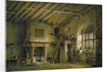 The Tolbooth, stage design for 'The Heart of Midlothian' by Alexander Nasmyth