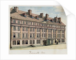 Furnival's Inn by Samuel Ireland