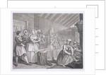 A Harlot's Progress by William Hogarth