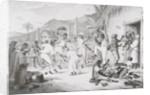 Negro Dance by Richard Bridgens