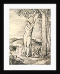 The Shepherd by George Richmond