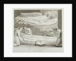 The Death of a Good Old Man by William Blake